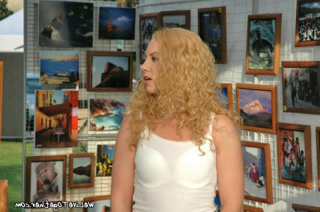 Blondies with beautiful redhead lesbian 5 photo
