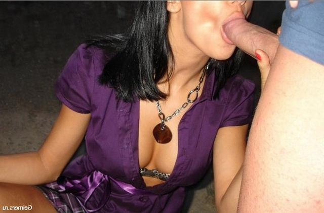 Sweet home blowjob from anxious chicks 1 photo