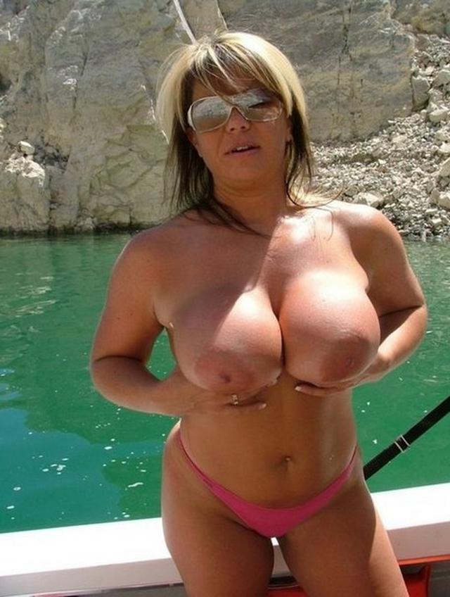 Big sexy boobs of mature hot mommies 2 photo