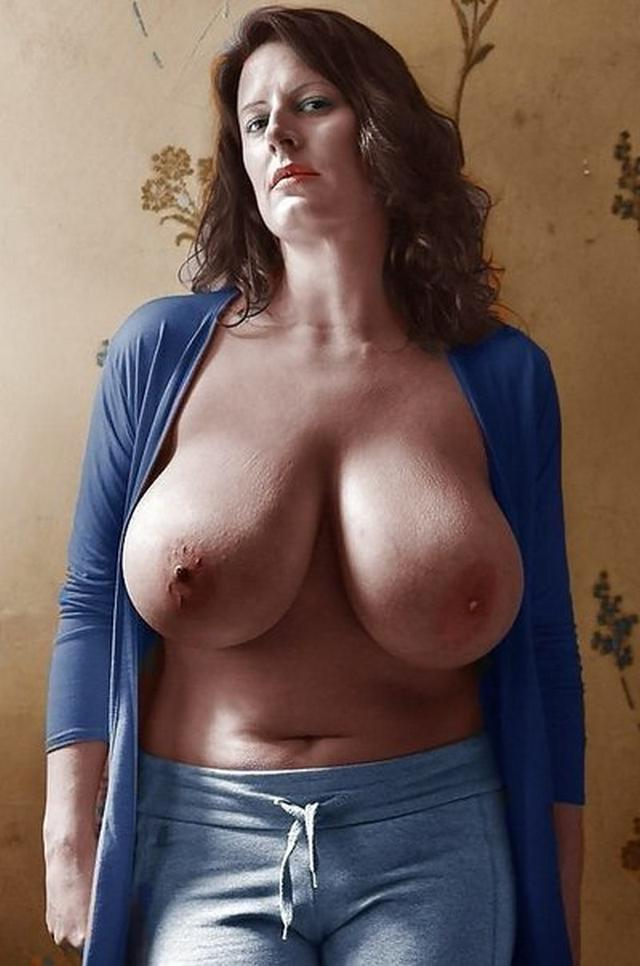 Big sexy boobs of mature hot mommies 14 photo