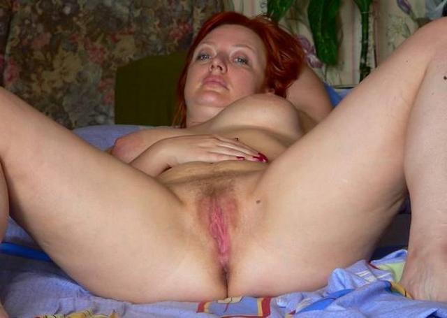волосатая вагина зрелой тёлки фото