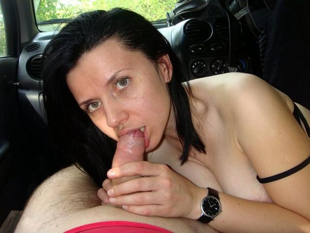 Depraved bitches doing gently blowjob for money 9 photo