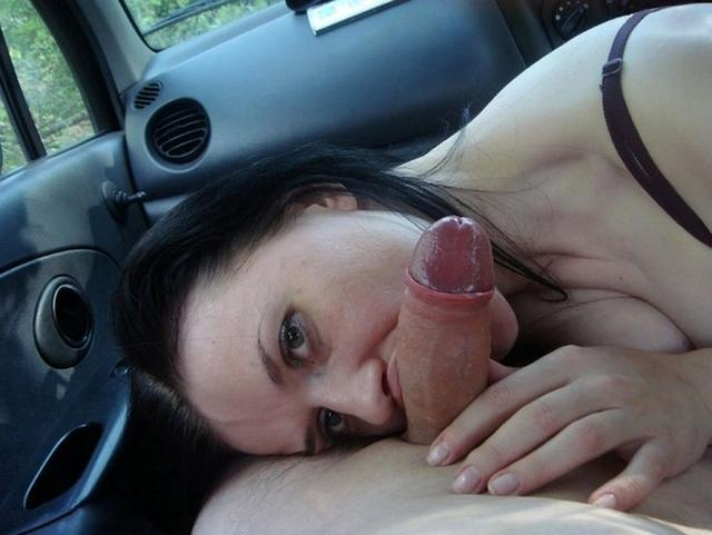 Depraved bitches doing gently blowjob for money 25 photo