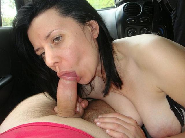 Depraved bitches doing gently blowjob for money 26 photo