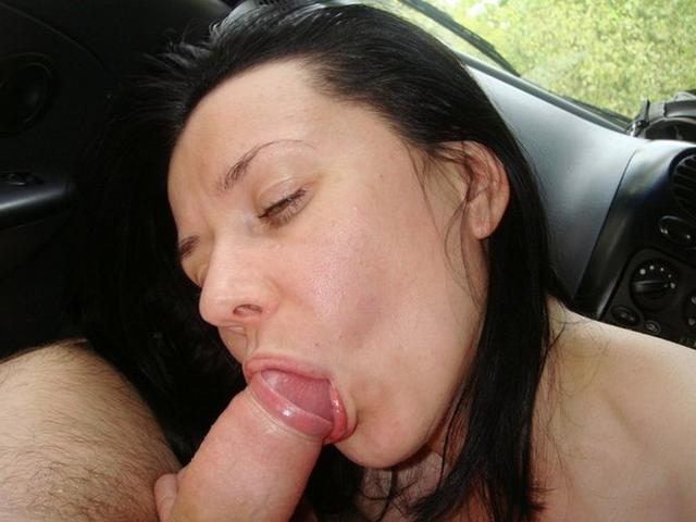 Depraved bitches doing gently blowjob for money 14 photo