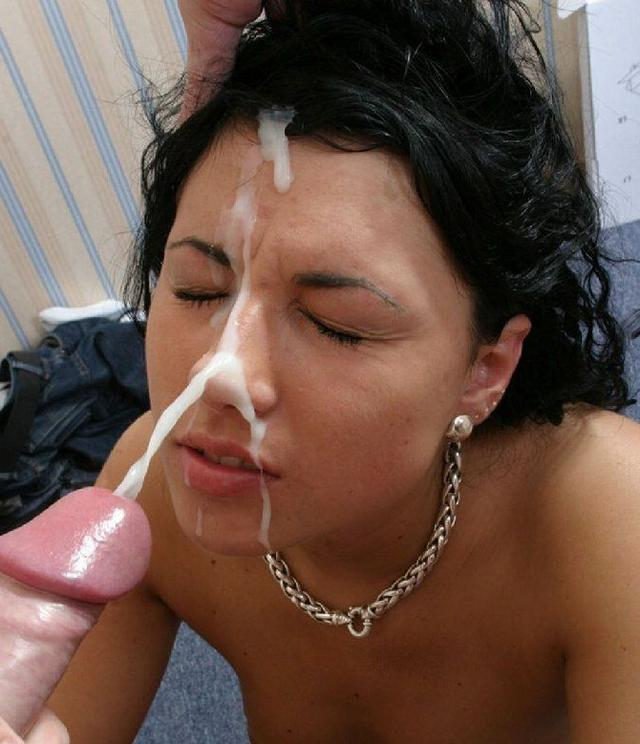 Hot girls are fans of bright cumshot 2 photo
