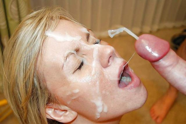 Hot girls are fans of bright cumshot 29 photo