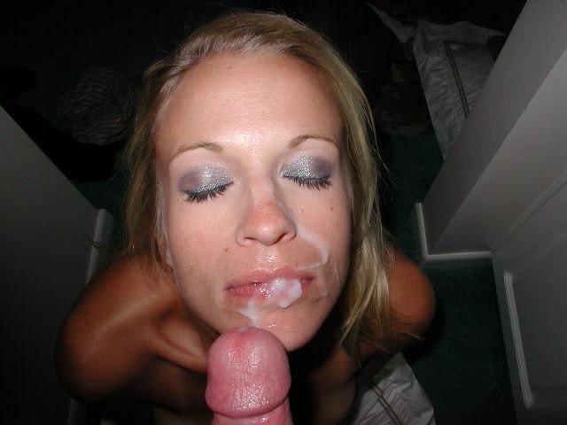 Hot babes sucks hard dicks before facial 26 photo