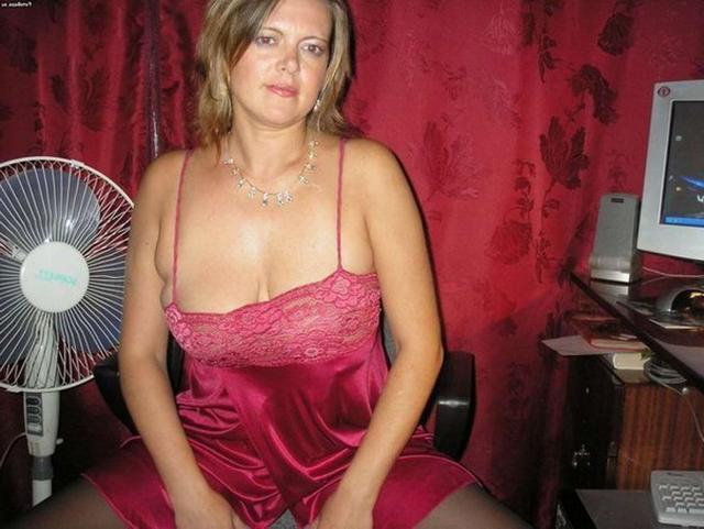 Wonderful women of mature age without panties 23 photo