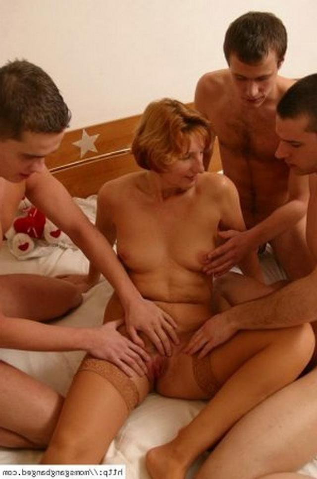 Mature like group sex with hot students 7 photo