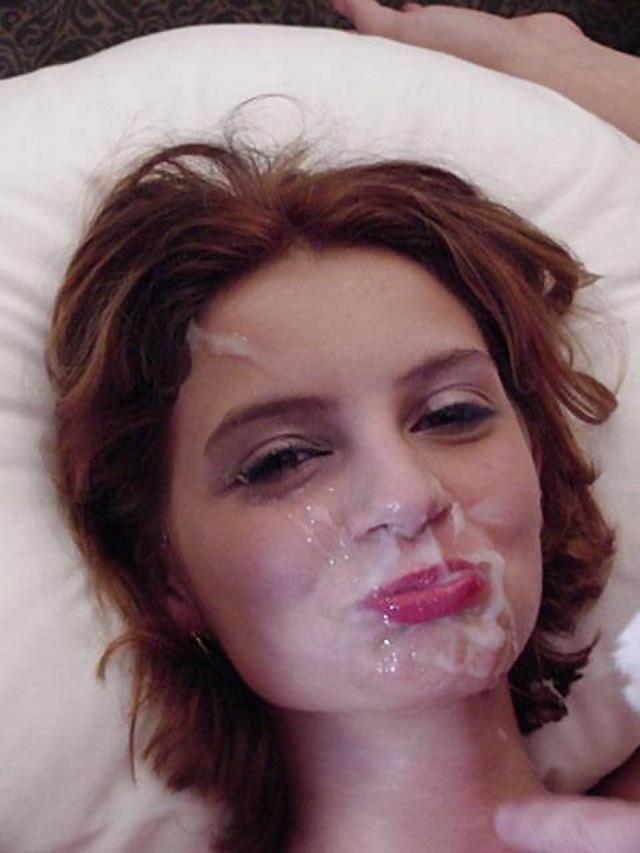 сперма на лице фотогалереи