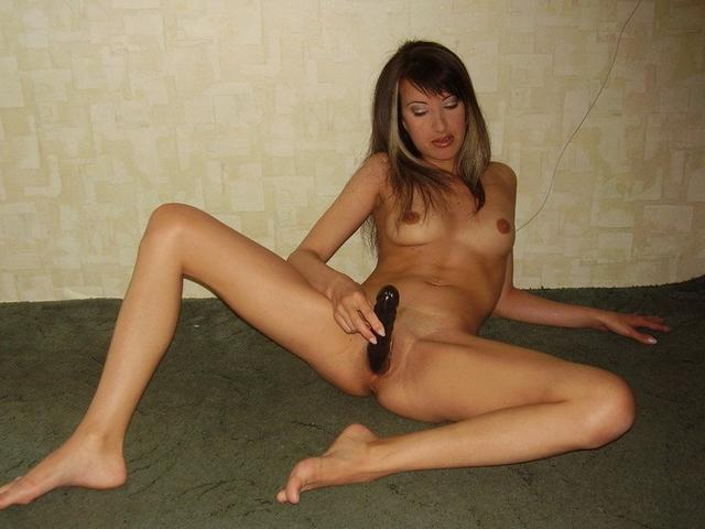 Slender girl having fun with her horny cunt 29 photo