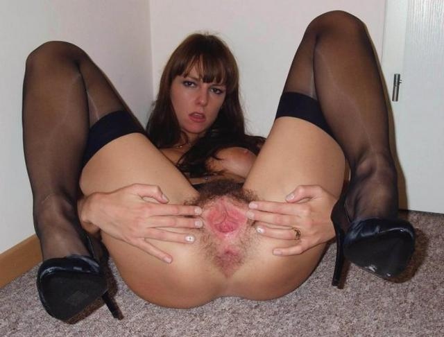 Depravity mature bitches show their unshaved pussies 2 photo