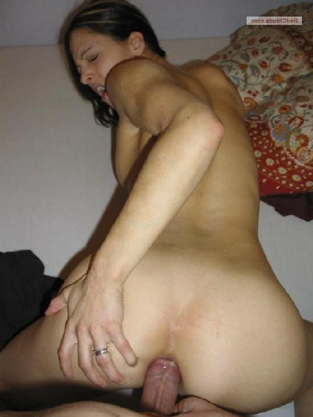 Butt cracking at the seams from powerful dicks inside 22 photo