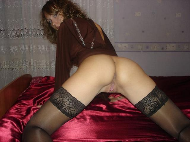 Lovely mature in sexy clothes shows hot pussies 18 photo