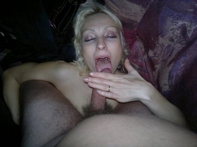 Girls like to do blowjob to their excited husbands 12 photo
