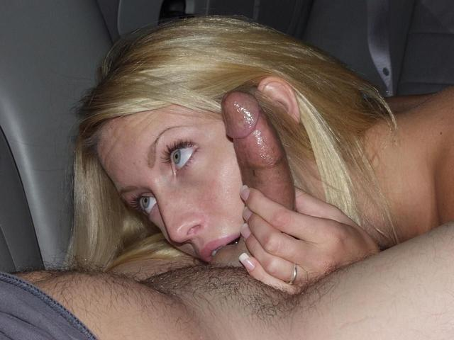 Girls like to do blowjob to their excited husbands 13 photo