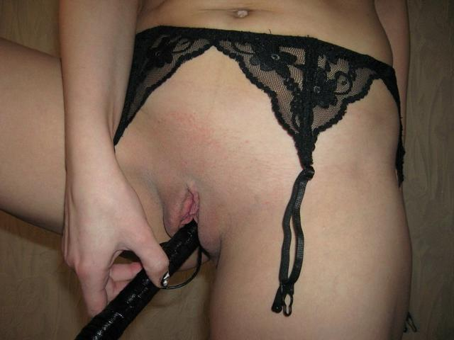 Kate prefers wild hard sex with a whip and dildo 15 photo