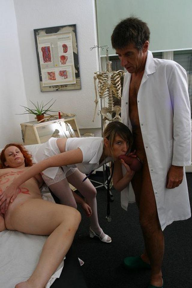 Doctor fucked all hospital nurses 9 photo