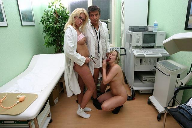 Doctor fucked all hospital nurses 10 photo