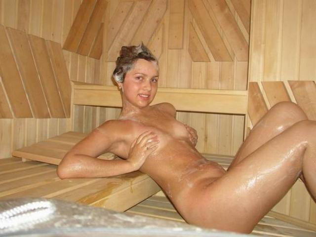 Naked bitches with nice bodies soared in the bath 30 photo