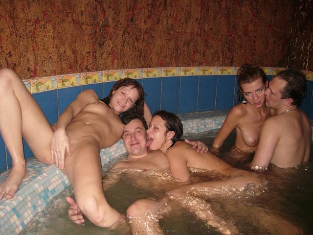Prostitutes in the sauna pleasuring adult men 11 photo