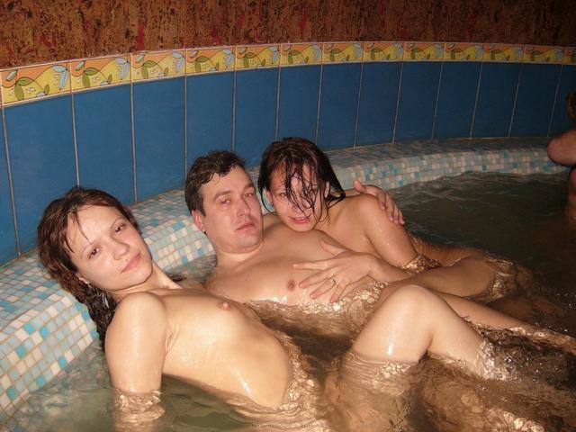 Prostitutes in the sauna pleasuring adult men 20 photo