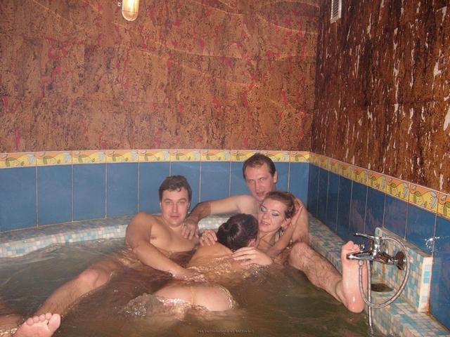 Prostitutes in the sauna pleasuring adult men 32 photo