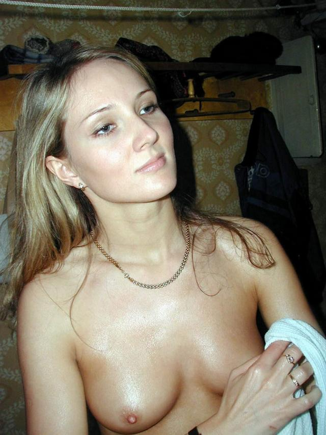 Horny blonde leads a tough toothbrush on pussy 5 photo