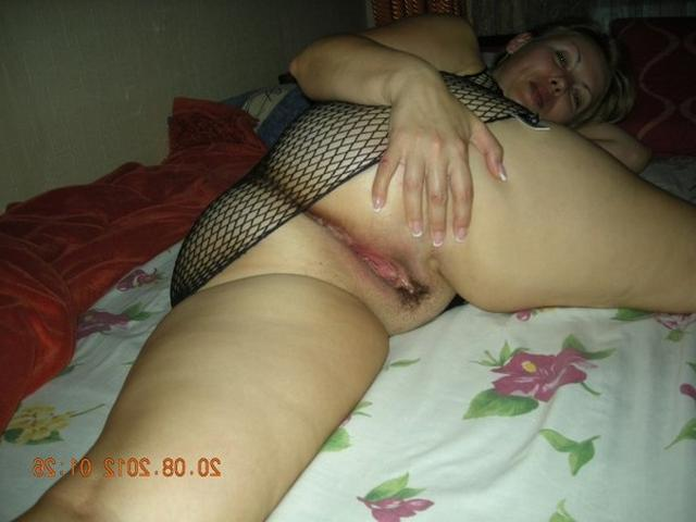 Mother in sexual reticulum fondles her wet pussy 4 photo
