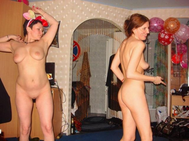 Girls after party in a drunken state stripped and photographed naked 12 photo