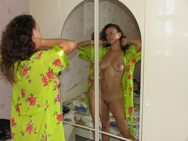 Man invited two horny lesbians at home 8 photo