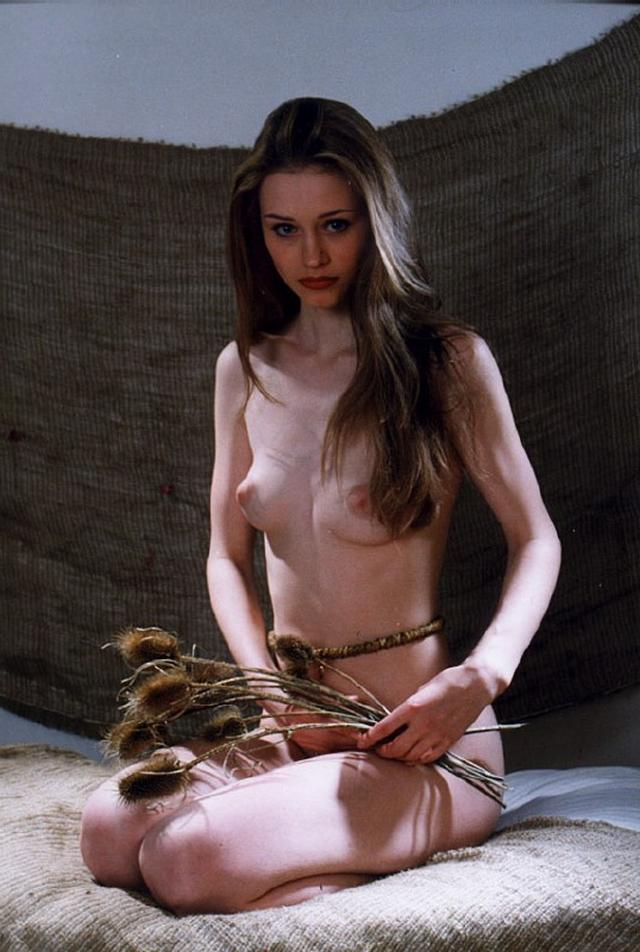 Retro photo of brunettes with massive tits and hairy pussy 3 photo