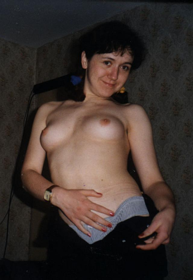 Retro photo of brunettes with massive tits and hairy pussy 25 photo
