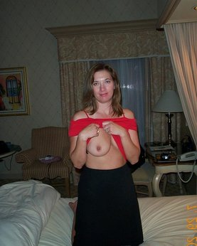 Adult adorable have great time at the hotel