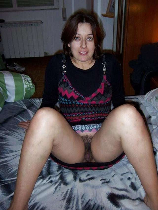 Mature ladies with big tits greedily fingering hairy pussy 12 photo