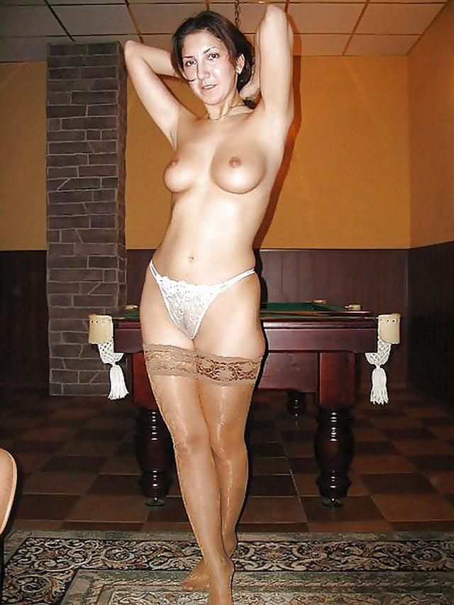 Mature ladies with big tits greedily fingering hairy pussy 9 photo