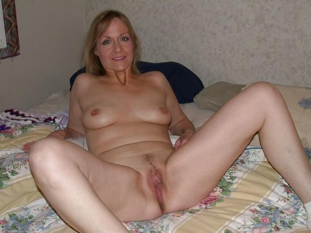 Mature ladies with big tits greedily fingering hairy pussy 2 photo