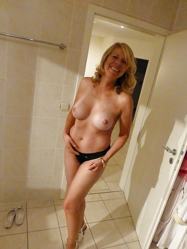 Mature ladies with big tits greedily fingering hairy pussy 29 photo