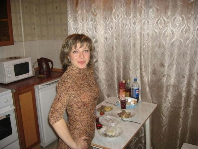 Forty-year Irina wants great sex 1 photo