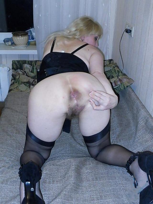 Mature housewives prepared for nighttime fun 7 photo