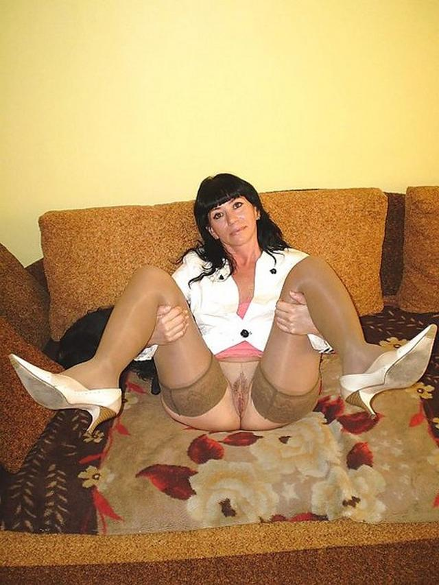 Mature housewives prepared for nighttime fun 9 photo
