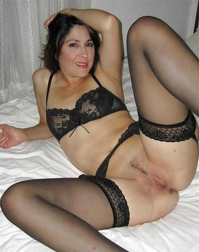 Mature housewives prepared for nighttime fun 16 photo