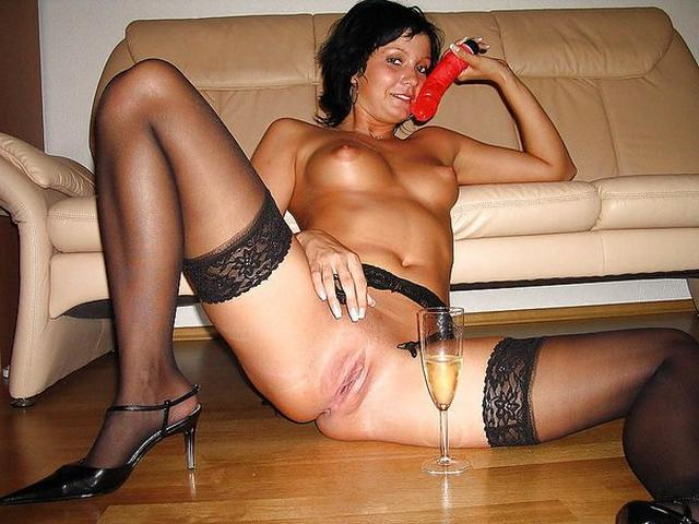 Mature housewives prepared for nighttime fun 28 photo