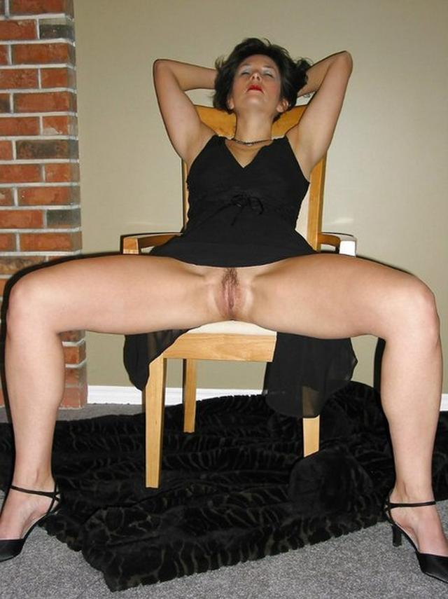 Mature housewives prepared for nighttime fun 12 photo