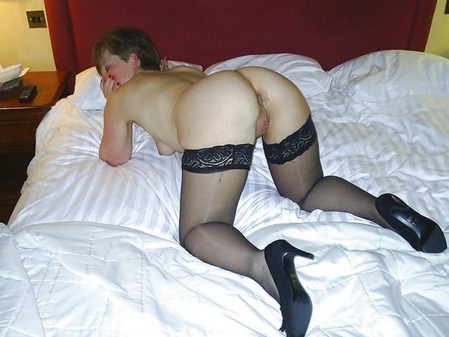 Mature housewives prepared for nighttime fun 33 photo