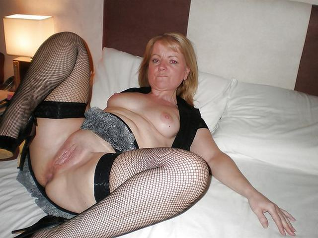 Mature housewives prepared for nighttime fun 18 photo