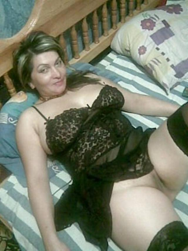 Mature housewives prepared for nighttime fun 25 photo