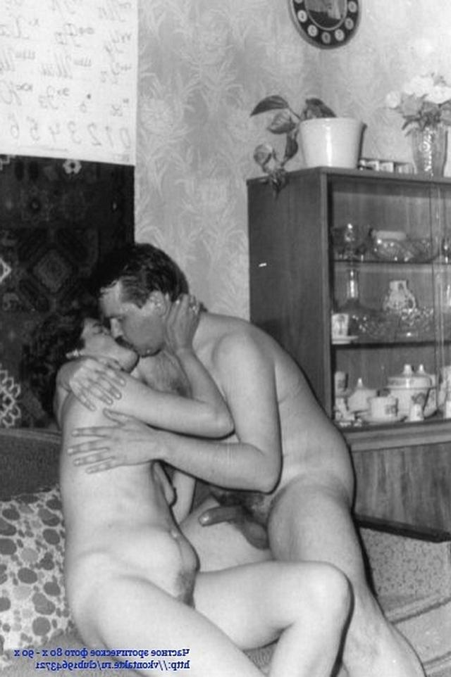 Soviet sex with booty wife really impressed 11 photo