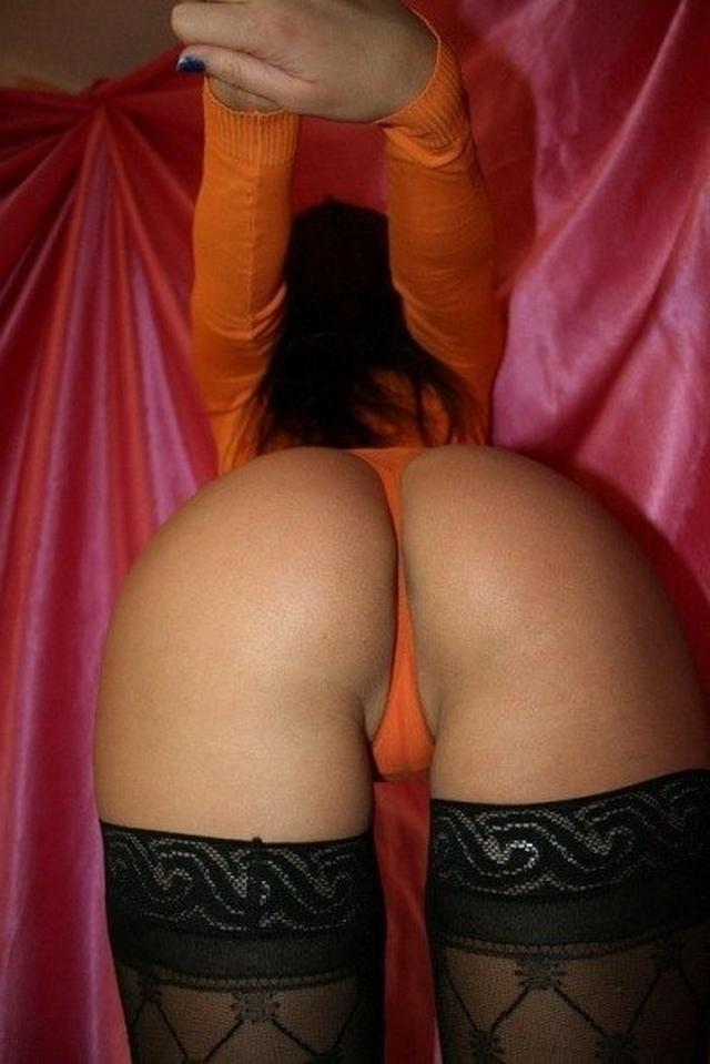 Girls with sweet asses in sexy thongs 39 photo